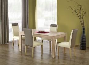 Jedálenský stôl Seweryn rozkladací - 160-300x90 (dub sonoma)