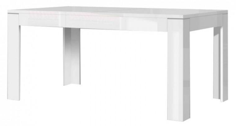 Jedálenský stôl Slate XELT16 (biela VL)