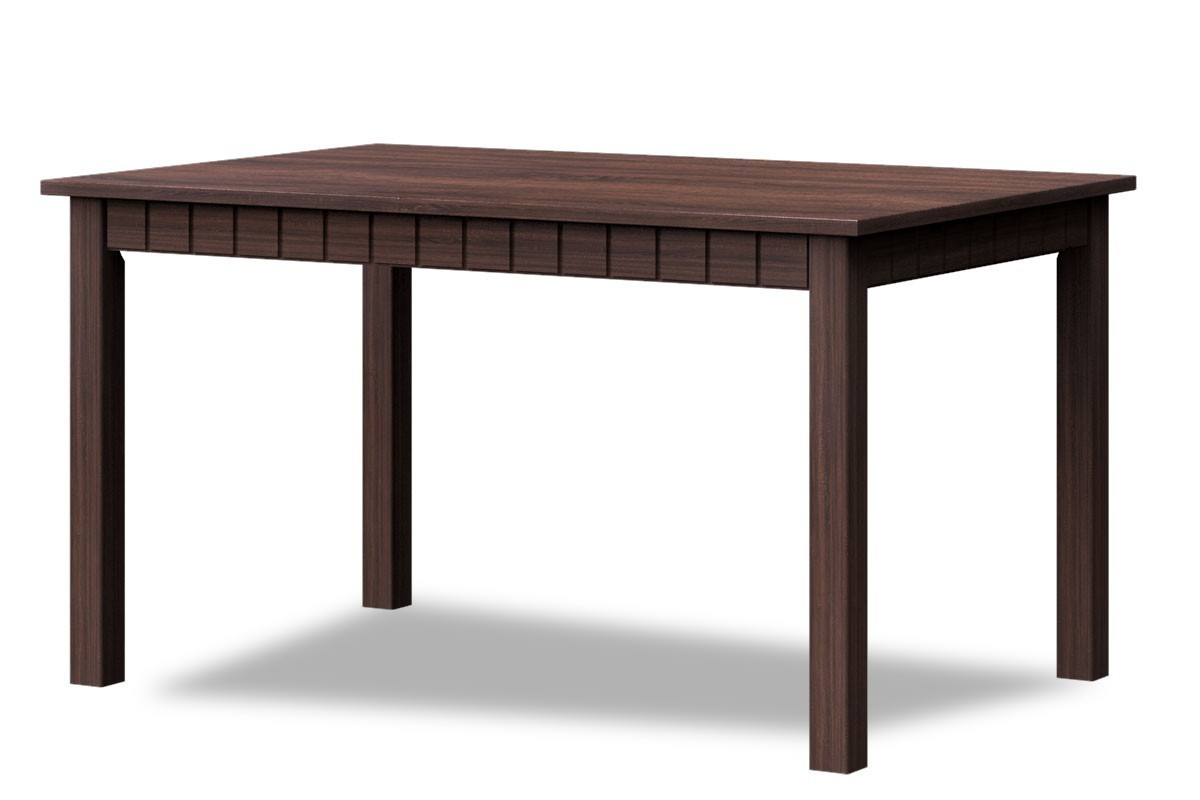 Jedálenský stôl Tampere B TYP JS-135 (schoko dub bardolino)