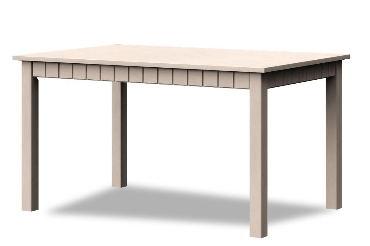 Jedálenský stôl Tampere B TYP JS-135 (vanilka patina)