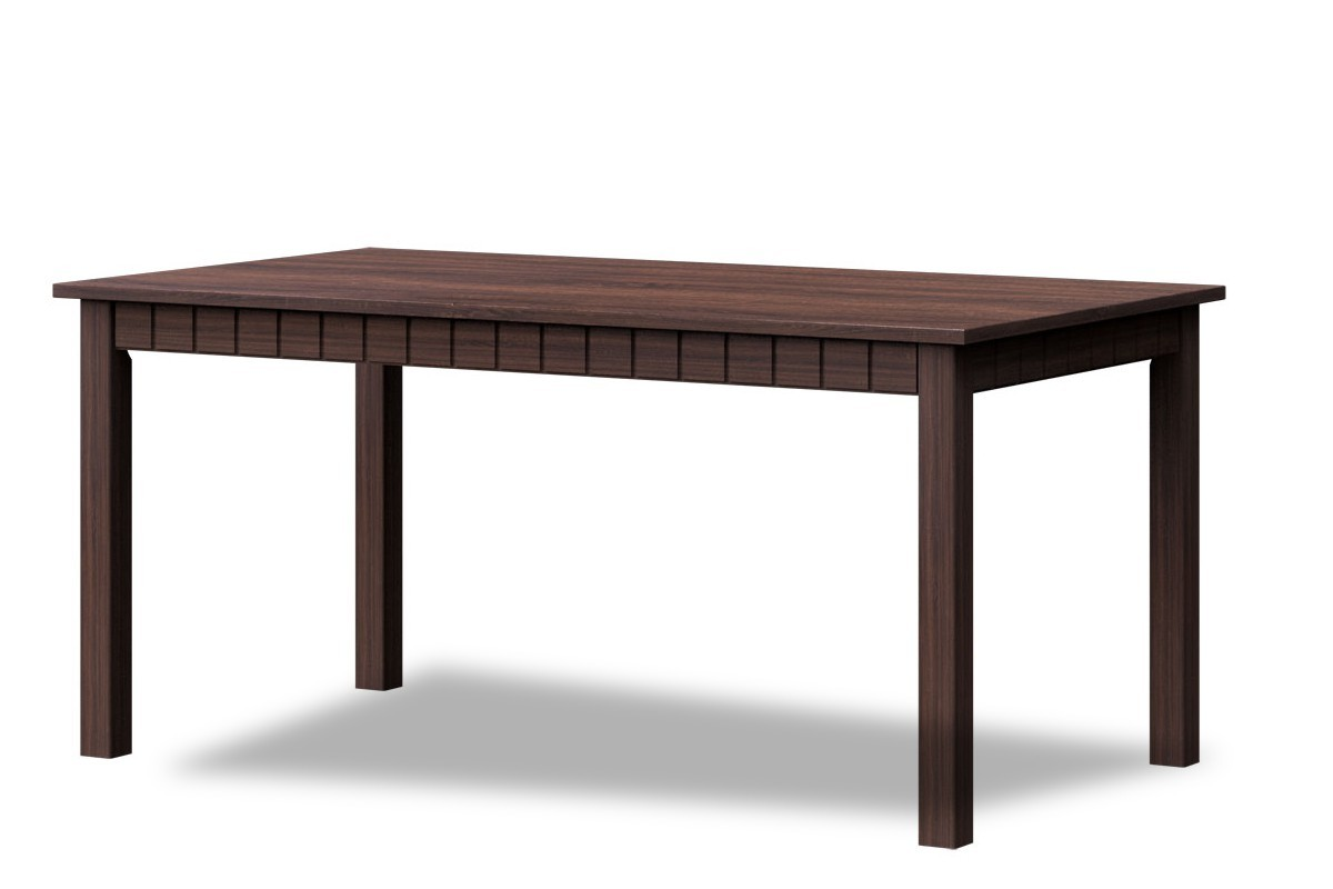 Jedálenský stôl Tampere B TYP JS-160 (schoko dub bardolino)