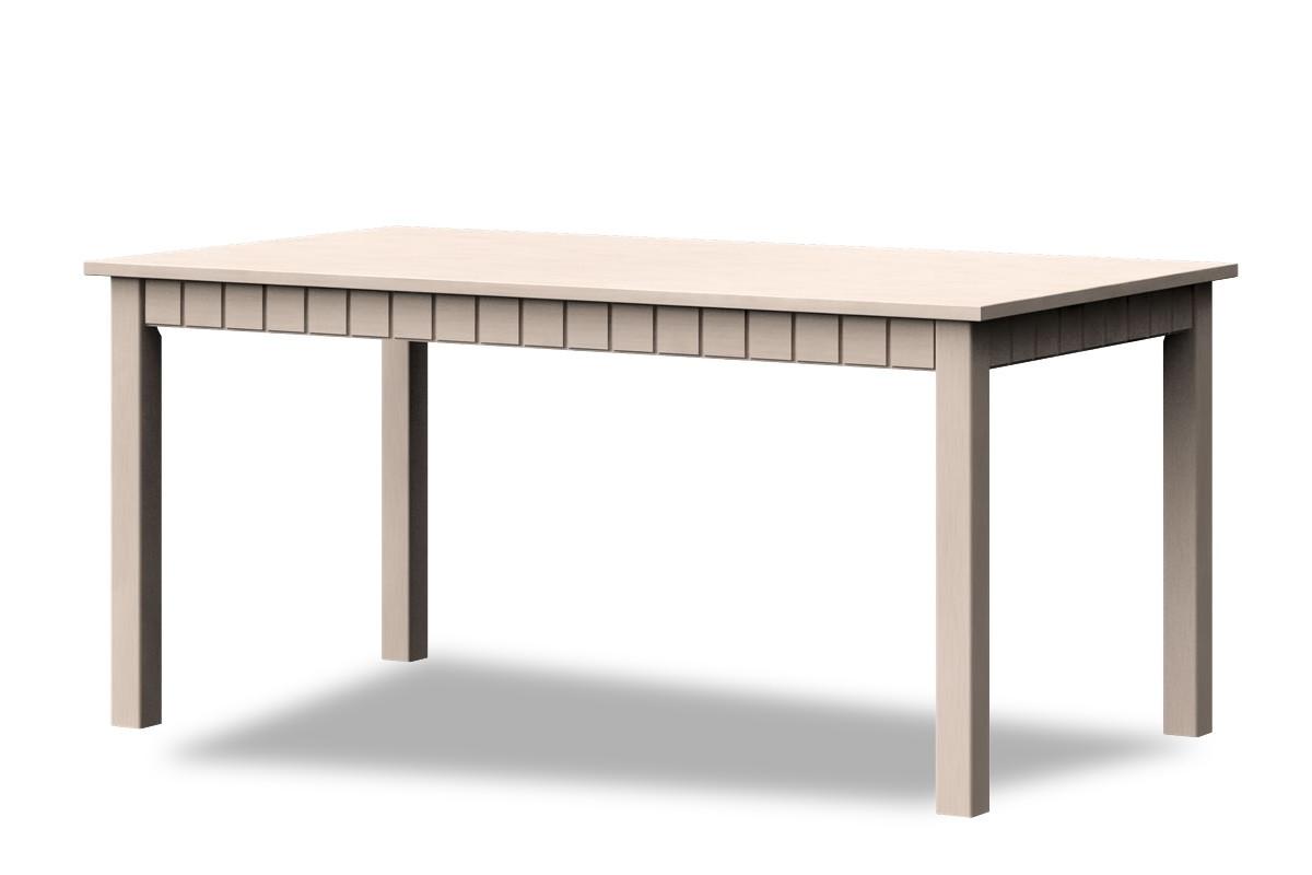 Jedálenský stôl Tampere B TYP JS-160 (vanilka patina)