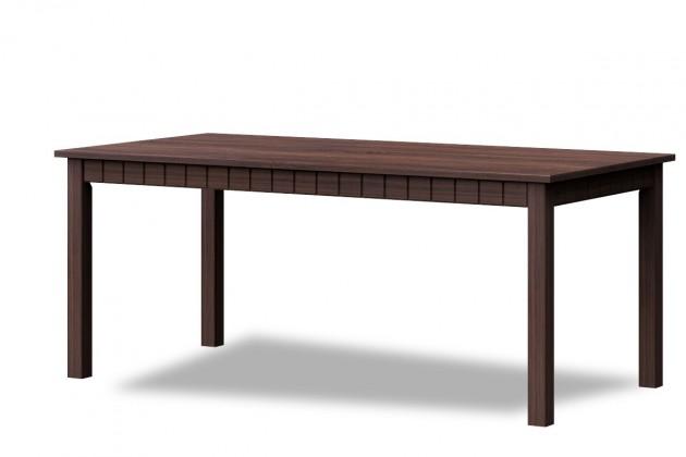 Jedálenský stôl Tampere B TYP JS-180 (schoko dub bardolino)