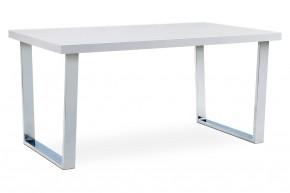 Jedálenský stôl Tolox biela
