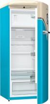 Jednodverová chladnička Gorenje OBRB153BL, A+++