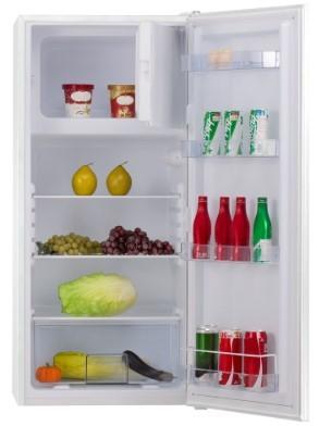 Jednodverové chladničky s mrazničkou Jednodveřová chladnička Amica VJ 12313 W