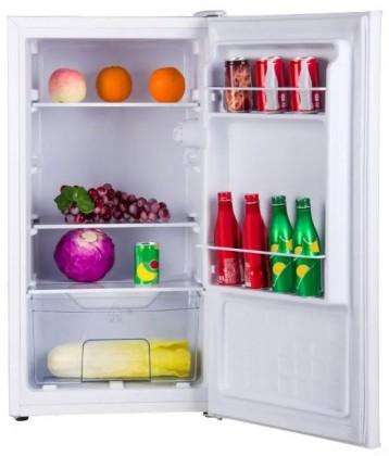 Jednodverové chladničky s mrazničkou Jednodverová chladnička Amica VJ 851.4 AW