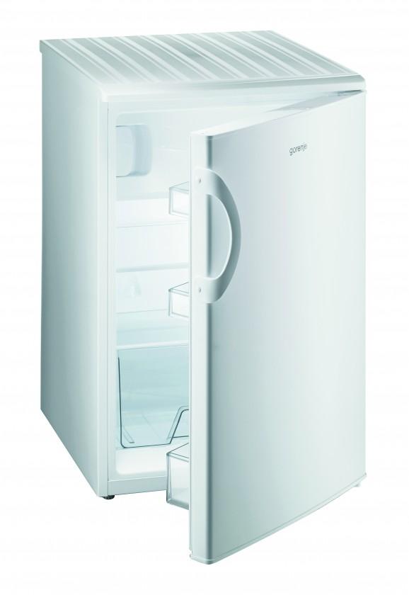 Jednodverové chladničky s mrazničkou Jednodverová chladnička GORENJE RB 4092 ANW