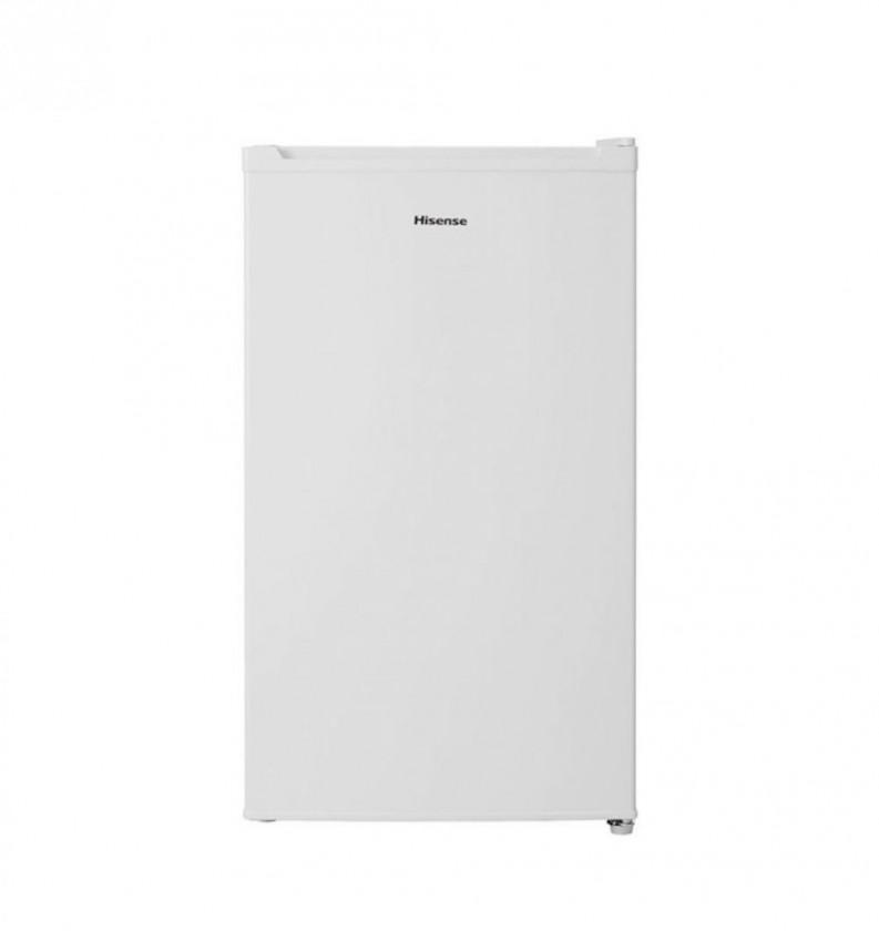 Jednodverové chladničky s mrazničkou Jednodverová chladnička Hisense RL120D4AW1, A+