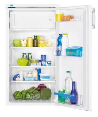 Jednodverové chladničky s mrazničkou Jednodverová chladnička Zanussi ZRA 17800WA