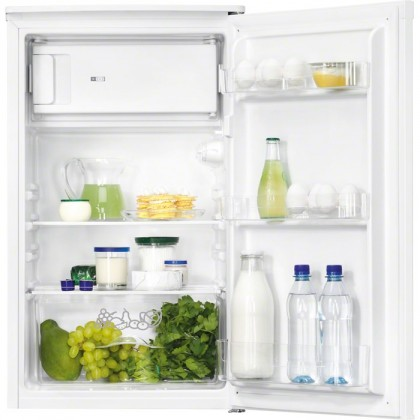 Jednodverové chladničky s mrazničkou Jednodverová chladnička Zanussi ZRG10800WA