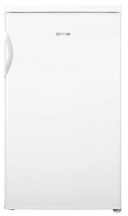 Jednodverové chladničky s mrazničkou Kombinovaná chladnička s mrazničkou hore Gorenje RB491PW
