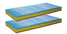 Jena Soft sleep -Matrace, zvýhodnené 2ks balenie (2x 90x200x24 )