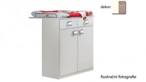 Jette - 321221 (alpská biela / dub pílený)