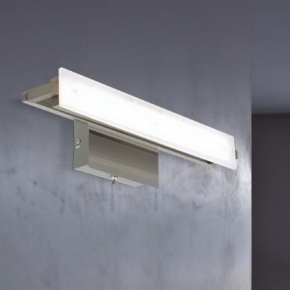 Jil - Nástenné svietidlo, LED (matný nikel/chróm)
