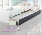 Joker - Prístelok pod posteľ (biela, antracit)