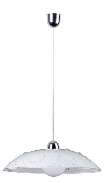 Jolly - Stropné osvetlenie, E27 (biela se vzory)