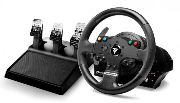 Joystick Sada volantu a pedálov Thrustmaster TMX PRO (XBOX, PC)