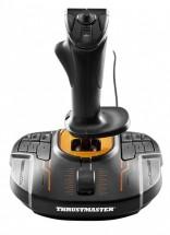 Joystick Thrustmaster T16000M FCS, čierny/oranžový (PC)