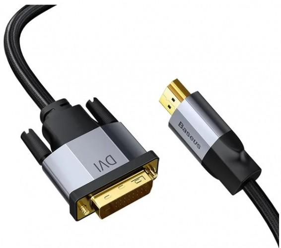 Kábel Baseus HDMI/DVI, 2m