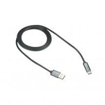 Kábel Canyon USB Typ C na USB, 1m, LED indikácia nabíjania