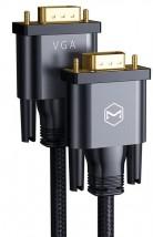Kabel VGA na VGA McDodo M/M, 2m (CA-7780)