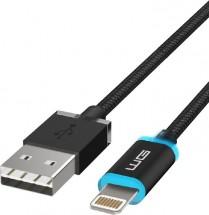 Kábel WG Lightning na USB, 1m, LED indikácia nabíjania
