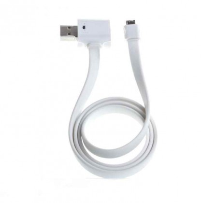 Káble k telefónom a Remax datový kabel RAINBOW micro USB, OTG  USB konektorem,0,7m