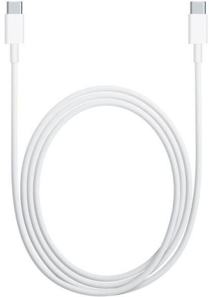 Káble k telefónom a tabletom Kábel Xiaomi USB Typ-C na USB Typ-C, biela