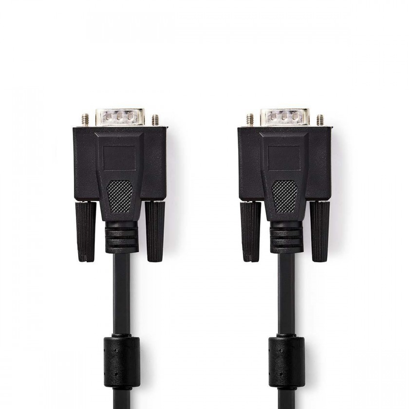 Káble na monitor Kábel VGA 3 m VALUELINE VLCP59000B30