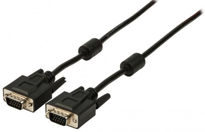 Káble na monitor Valueline VLCP59000B20 Propojovací Kabel VGA 2m