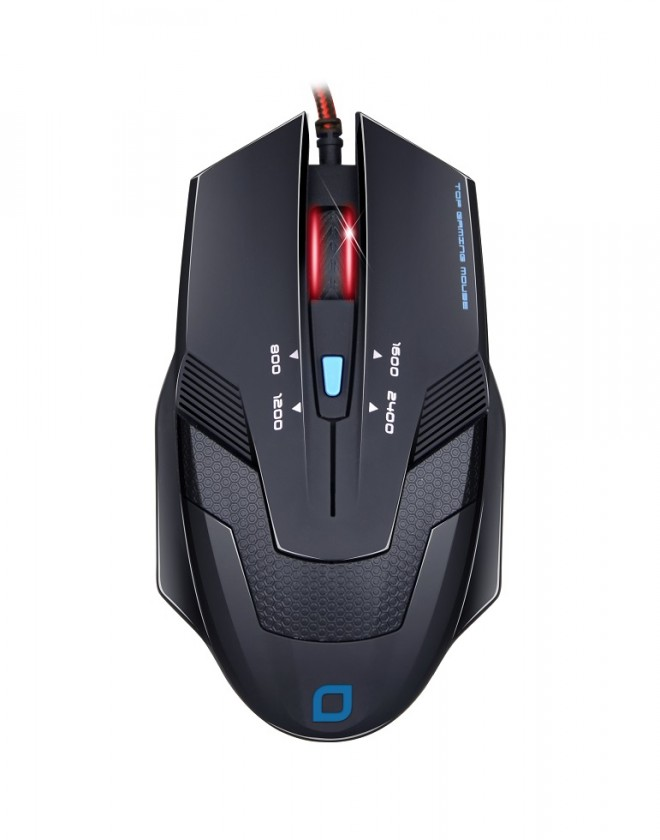 Káblová myš Herná myš Evolveo MG636