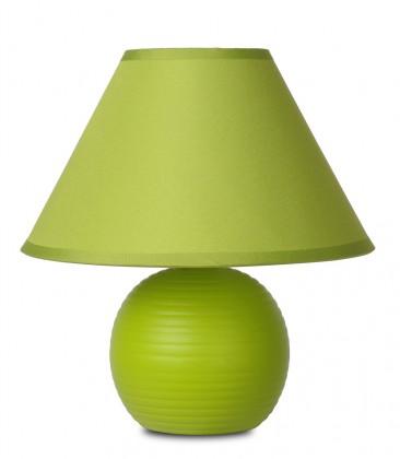 Kaddy - lampička, 40W, E14 (zelená)