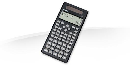 Kalkulačka Canon F-718SGA, čierna