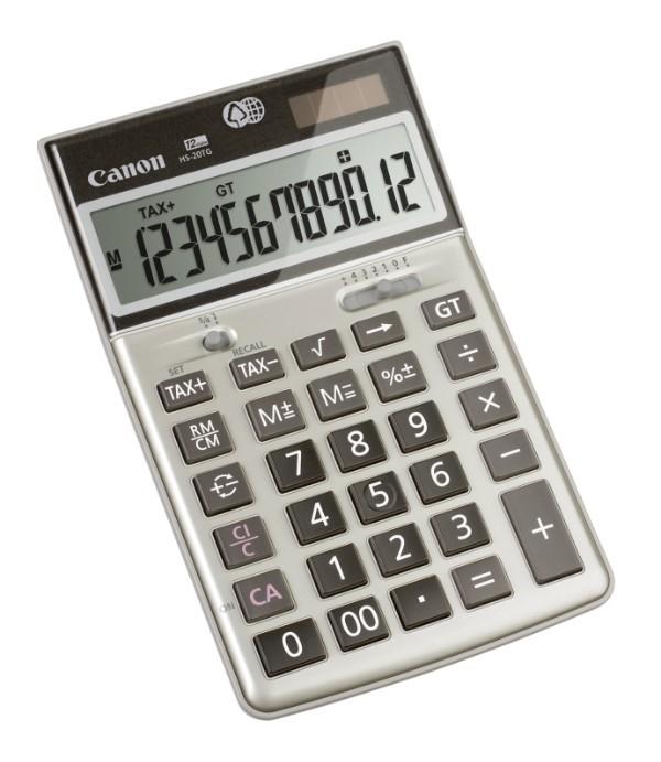 Kalkulačka Canon HS-20TG HB EMEA, biela
