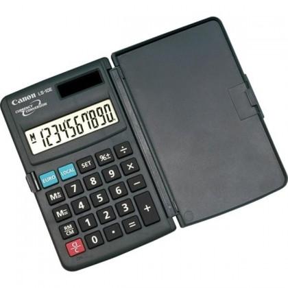 Kalkulačka Canon LS-10E, čierna