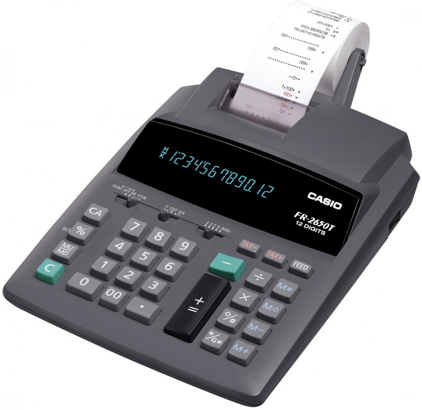 Kalkulačka Casio FR 2 650
