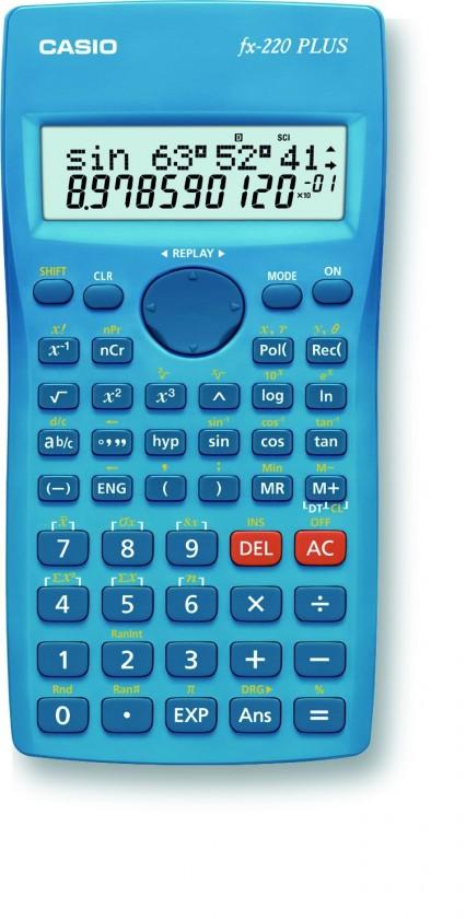 Kalkulačka Casio FX 220 PLUS