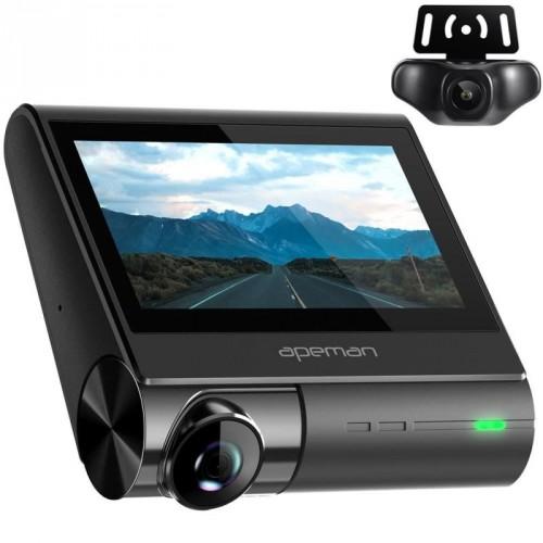 Kamera do auta Apeman C770 GPS, WiFi, 4K, WDR, 170 °
