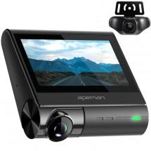 Kamera do auta Apeman C770 GPS, WiFi, 4K, WDR, 170 ° POUŽITÉ, NEO
