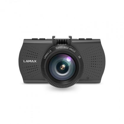 Kamera do auta Autokamera Lamax C9, 2K, záber 150°, GPS, WDR, LDWS