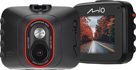 Kamera do auta Autokamera Mio MiVue C312 FullHD, 130°