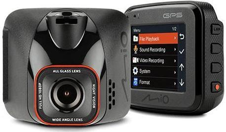 Kamera do auta Autokamera Mio MiVue C570, FullHD, GPS, záber 150°, WDR
