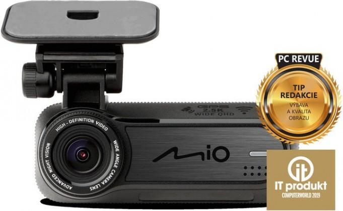 Kamera do auta Autokamera Mio MiVue J85, 2,5K, záber 150°, GPS, ADAS, Wifi