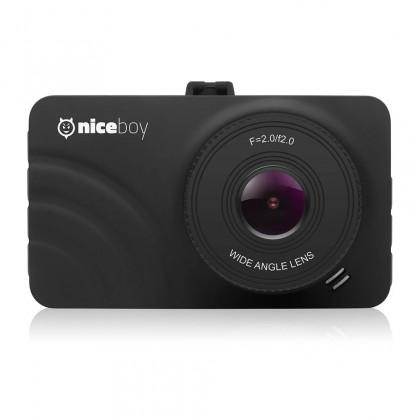 Kamera do auta Autokamera Niceboy PILOT Q1, FULL HD, WDR, záber 140°