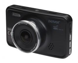 Kamera do auta Denver CCG-4010 4K, GPS, WiFi