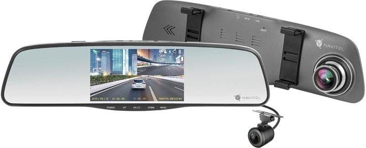 "Kamera do auta Duálna autokamera Navitel MR250 5"" displej, 160°, FullHD, NV"