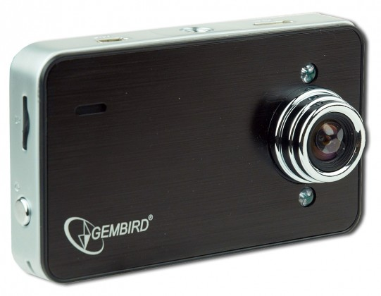 Kamera do auta GEMBIRD Kam. do auta HD 2,7'' display, Nightvision