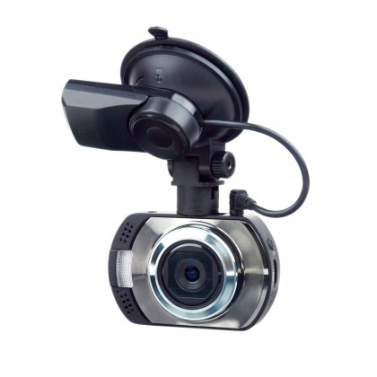 Kamera do auta GEMBIRD Kam. do auta HD 2'' display,GPS,Nightvision