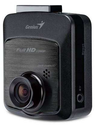 Kamera do auta Genius digitální kamera do auta DVR-FHD650/ Full HD/ 127 wide/ SH